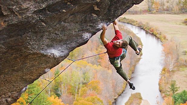 UNH's Coolest Courses [Part 6] Rock Climbing