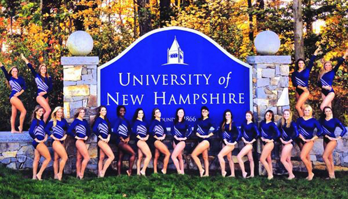 UNH vaults to the top!