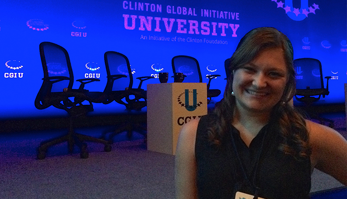 My Experience at the Clinton Global Initiative 2014
