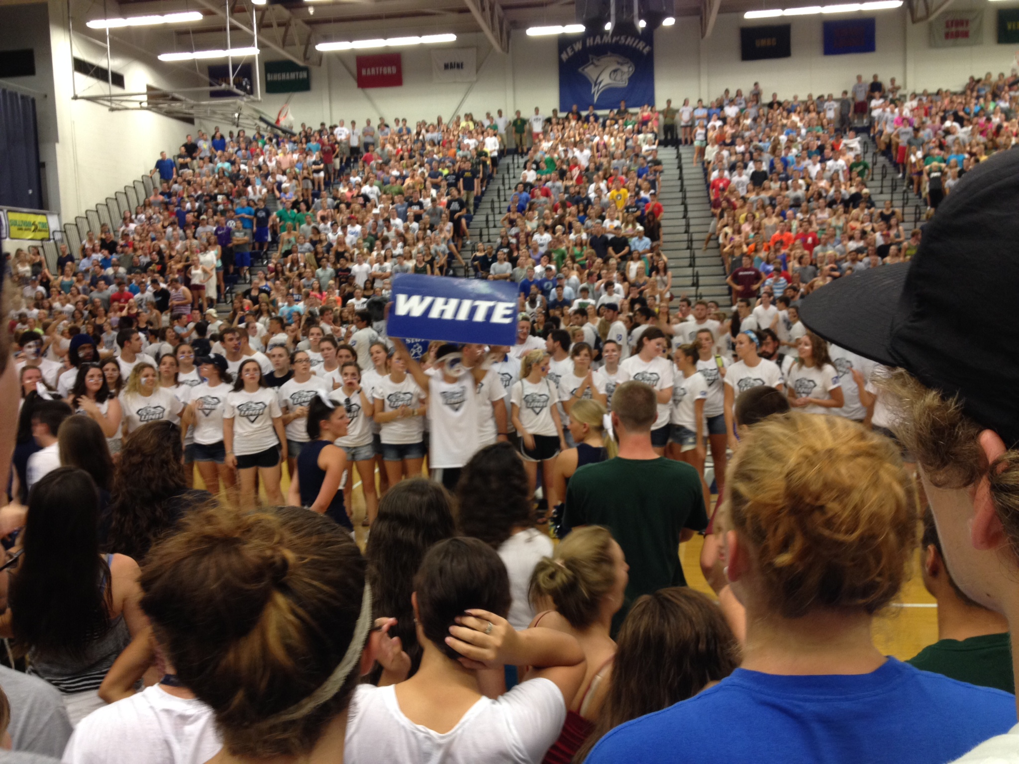 Wildcats On The Move Freshman Weekend Unh Tales