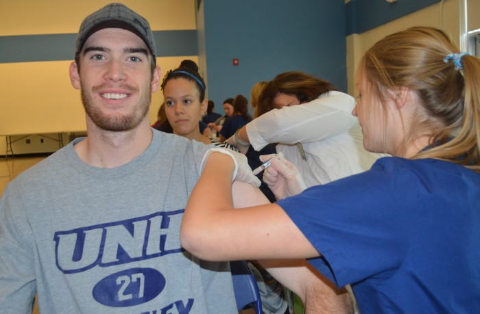 "Fight the ""UNH Plague"" with the Flu Vaccine"
