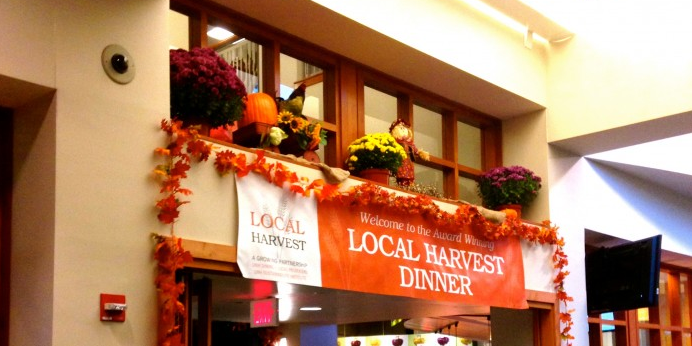 UNH Local Harvest Dinner