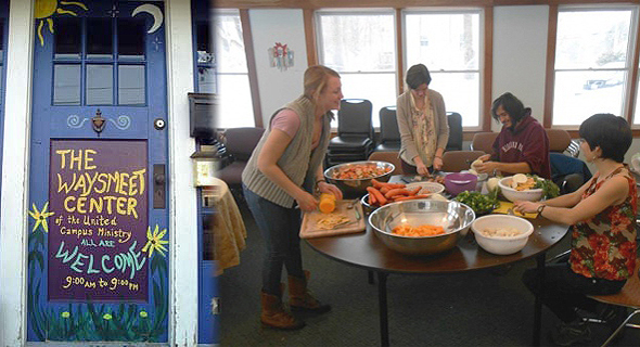 Thanksgiving Volunteer Opportunities at UNH