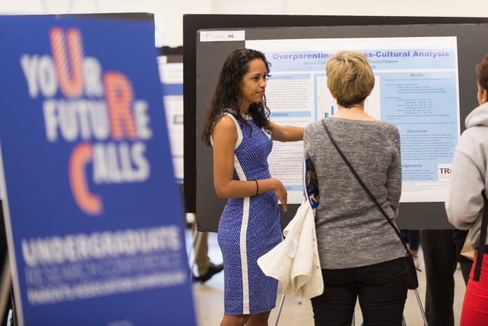 2015 Undergraduate Research Conference at UNH
