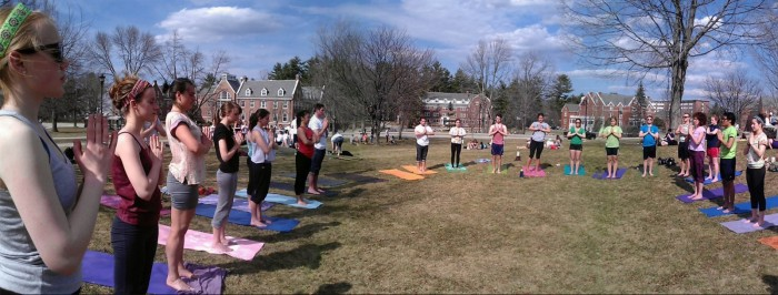Fun Ways to Stay Active at UNH