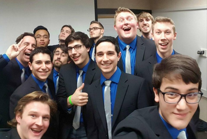 UNH's Not Too Sharp Takes the ICCA's!