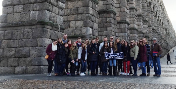 The UNH-Managed Study Abroad Experience