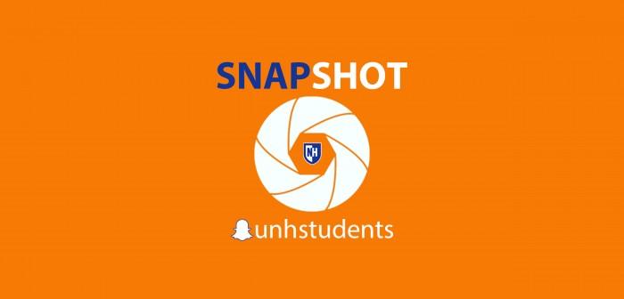 UNH Snapchat Snapshot