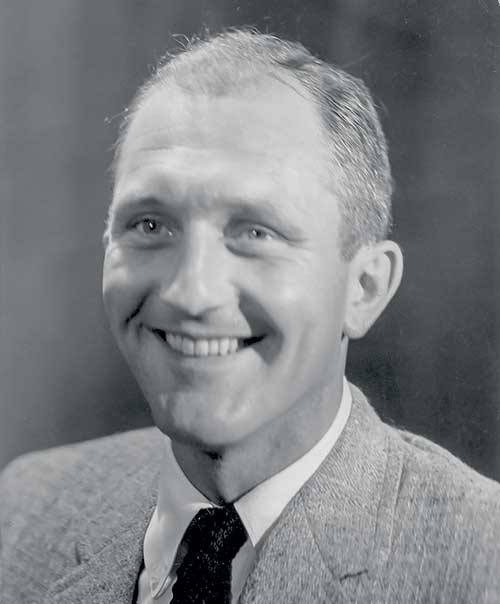 David Richard Crockett '42