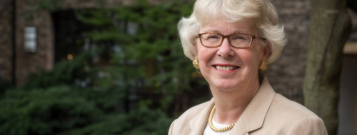 New UNH Provost Nancy Targett