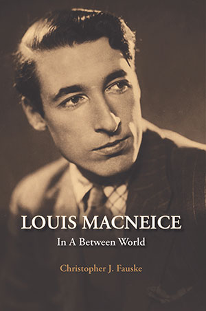 Louis Macneice by UNH alum Christopher Fauske '84