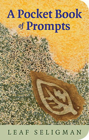 A Pocket Book of Prompts by UNH alum Leaf Seligman '85G
