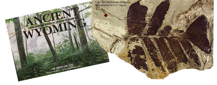 Ancient Wyoming by UNH's Will Clyde and Kirk Johnson