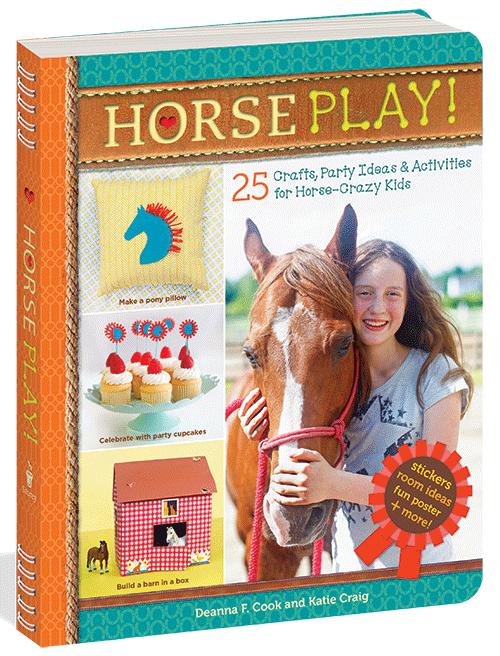 """Horse Play!"" book"