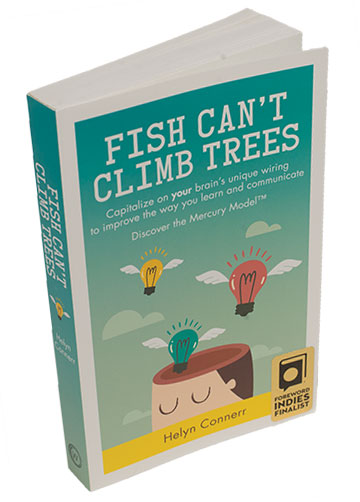 Fish Can't Climb Trees book cover