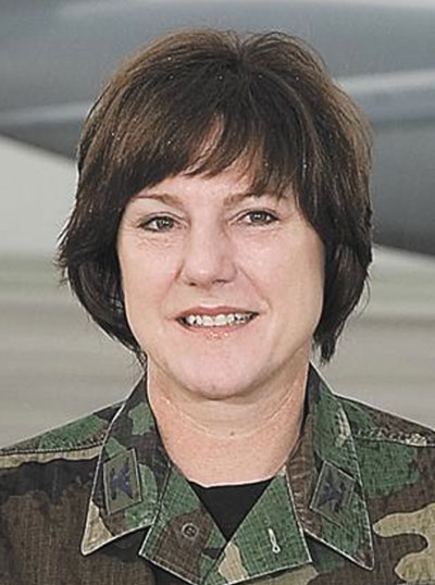 UNH ROTC Hall of Fame inductee Colleen Ryan '82