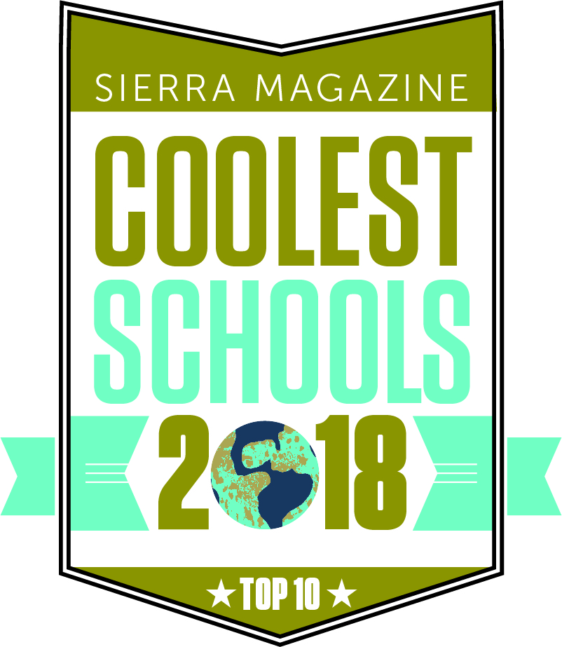 Sierra Cool Schools Badge graphic
