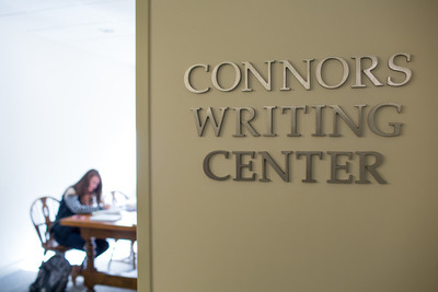 Connors Writing Center, UNH