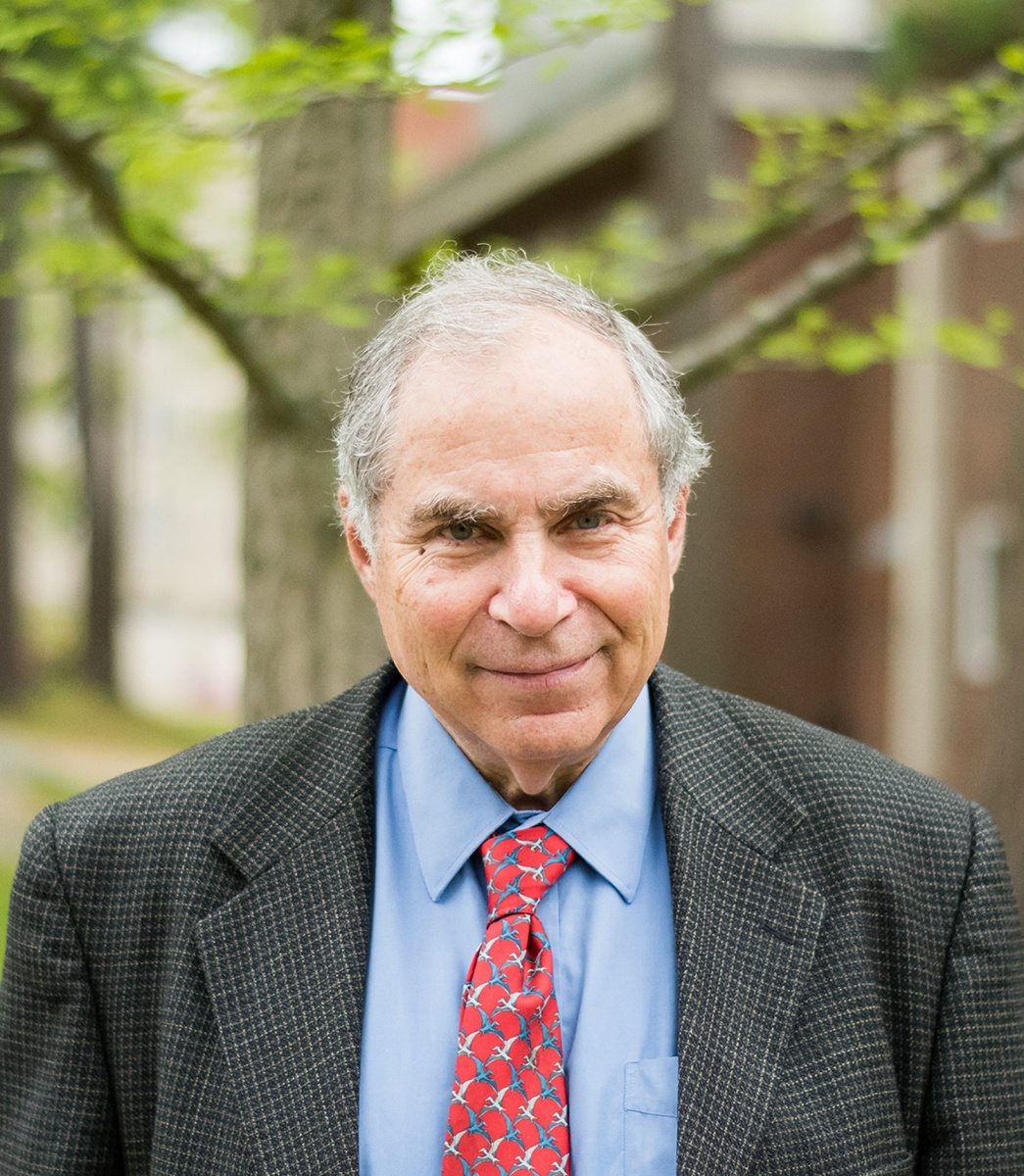 UNH professor Art Greenberg