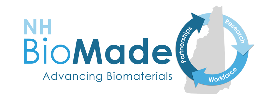 Logo for NH BioMade