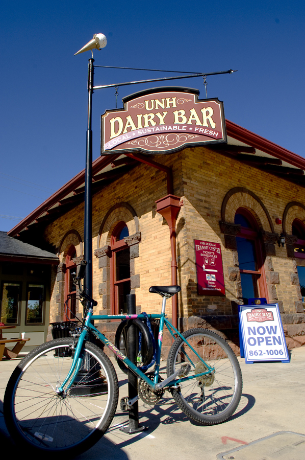 The UNH Dairy Bar
