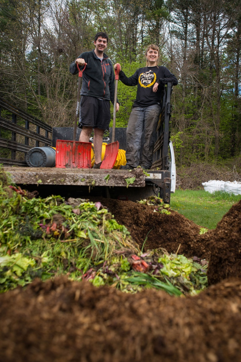 UNH Dining's composting efforts
