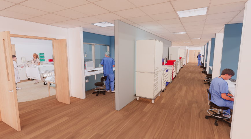 Health Sciences Simulation Center