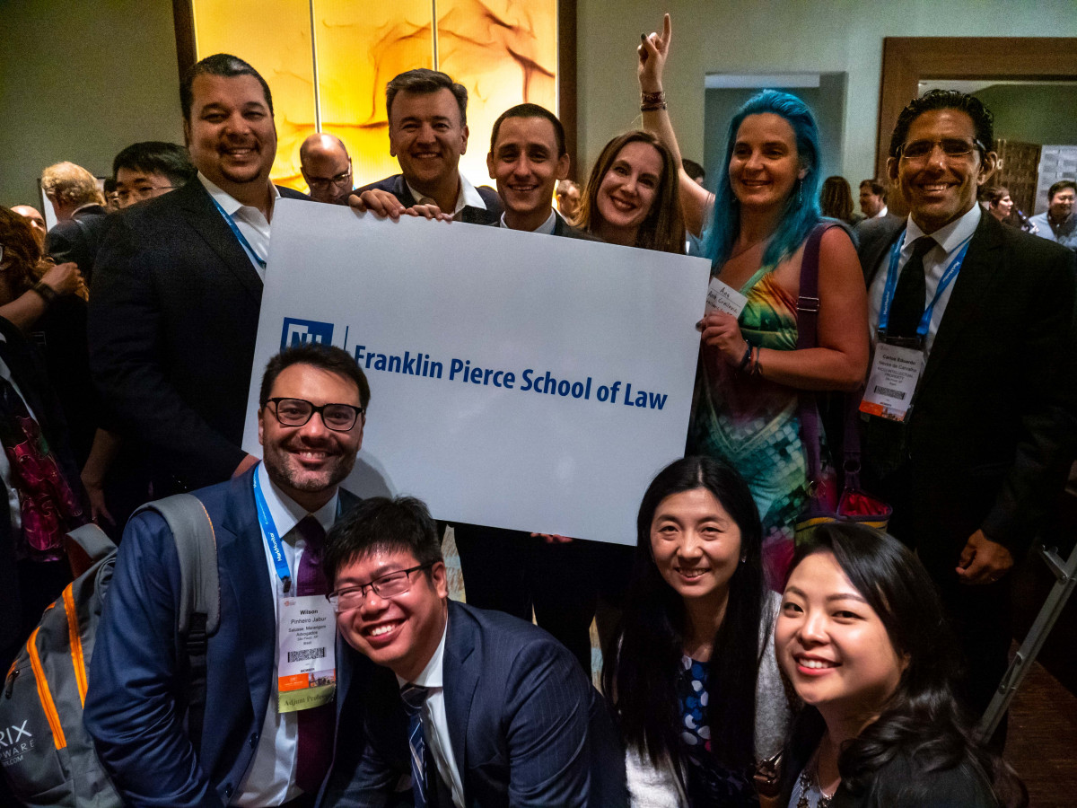 Members of the UNH Franklin Pierce School of Law