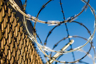 Photo of barbed wire by Robert Hickerson on Unsplash