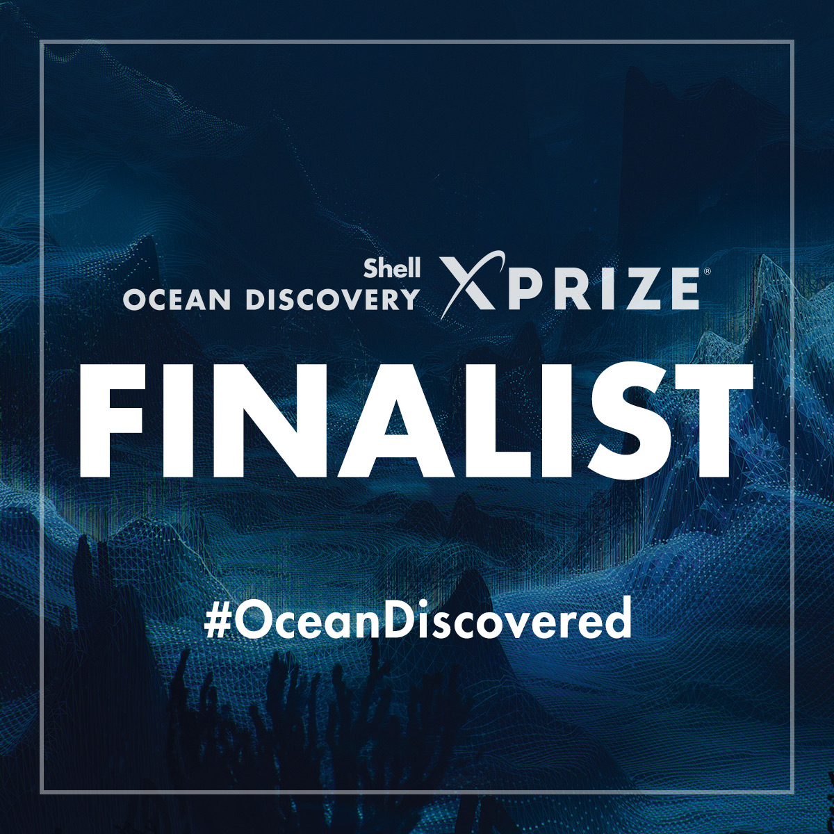 Shell Ocean Discovery XPRIZE graphic
