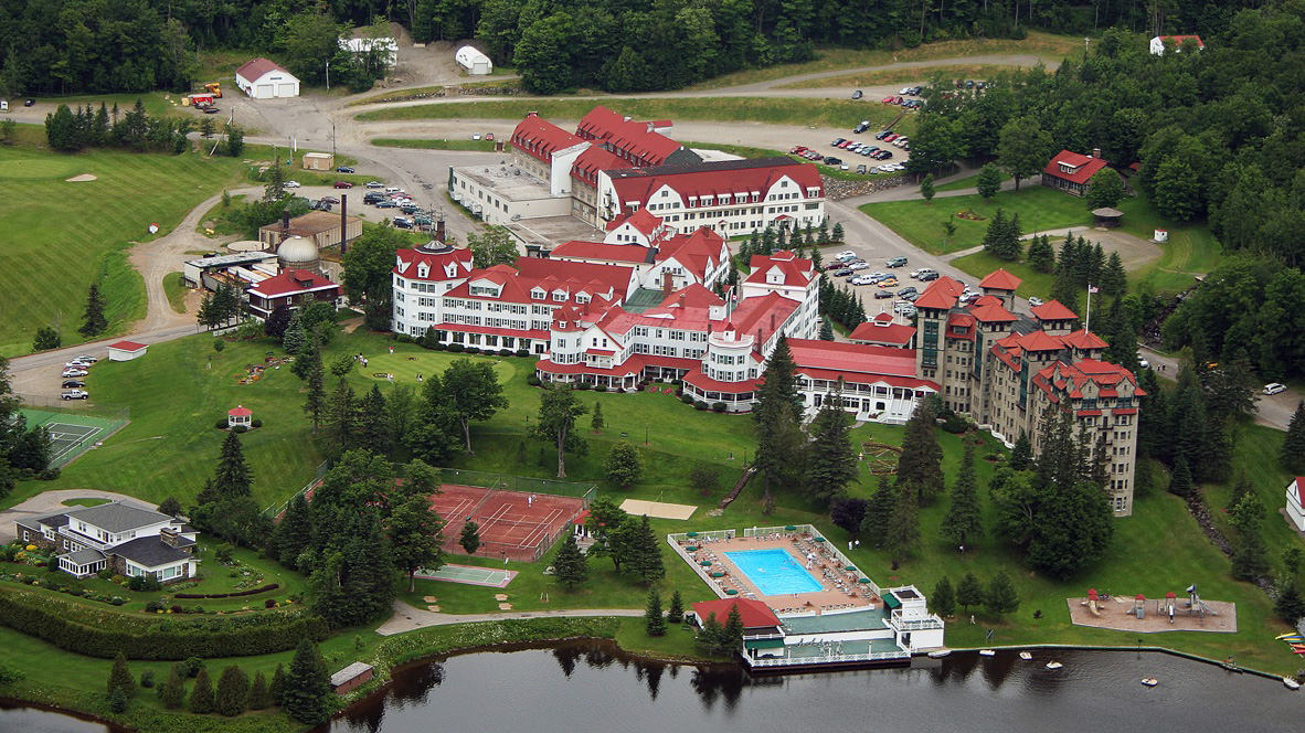 The Balsams resort in northern New Hampshire
