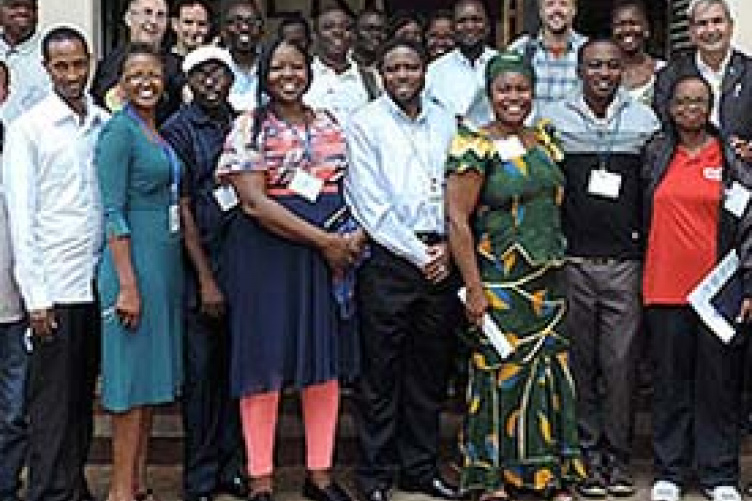 participants in plant breeding efforts in africa