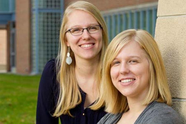 angela zukas and friend