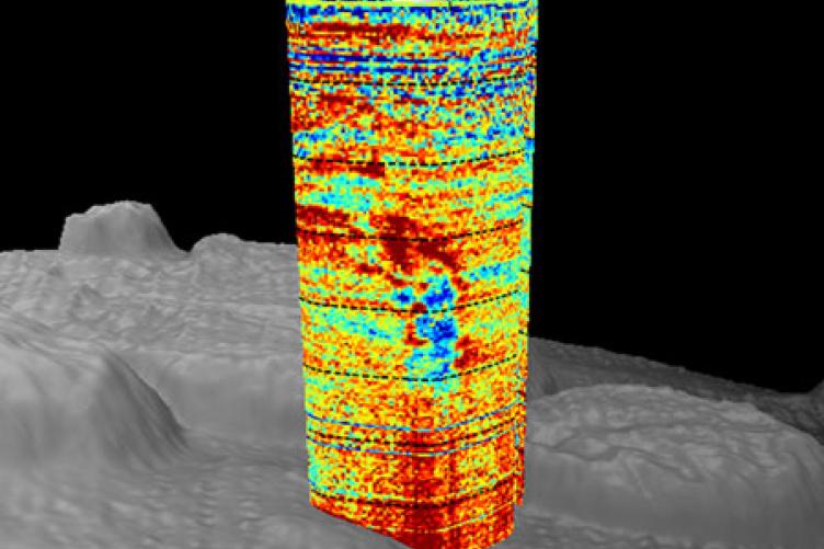 backscatter tower - sonar technology