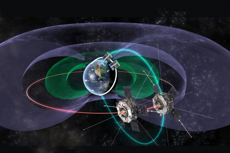 Firebird 3 in space