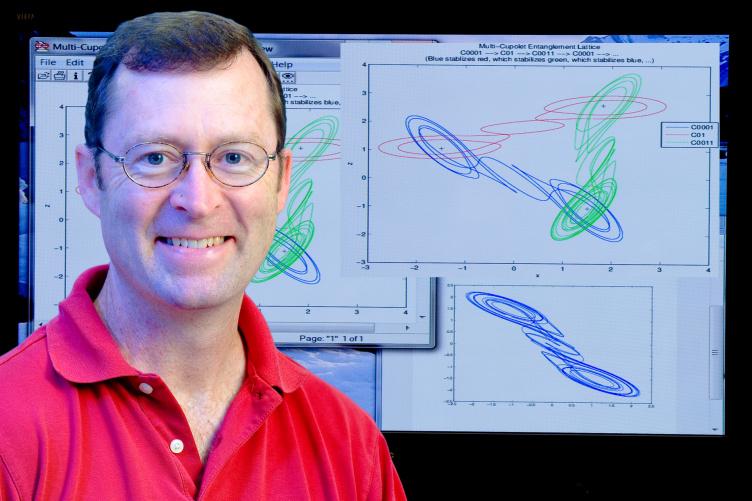 UNH professor Kevin Short