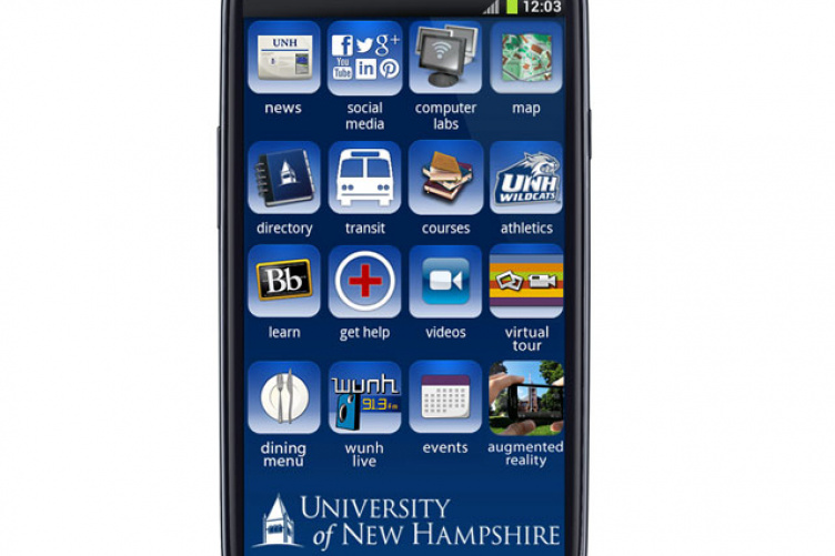 unh mobile apps