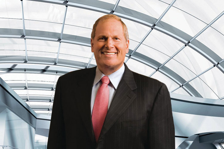 Honeywell CEO David Cote '76