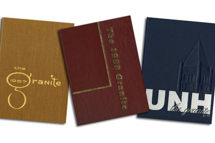 historical yearbook covers