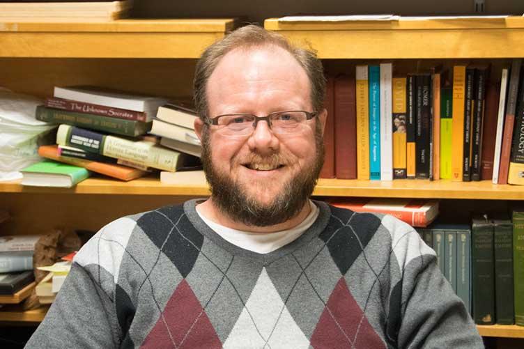 UNH professor R. Scott Smith