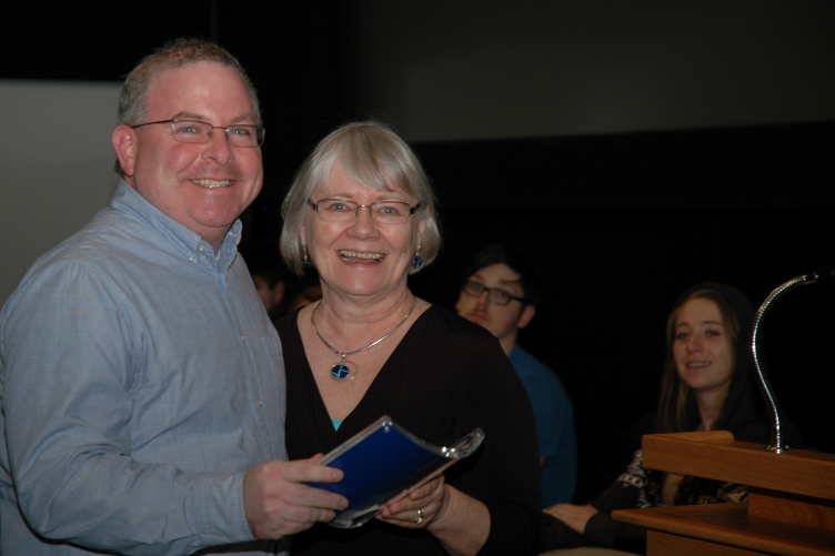 Dave Zamansky has received the President's Commission Status of People with Disabilities Award