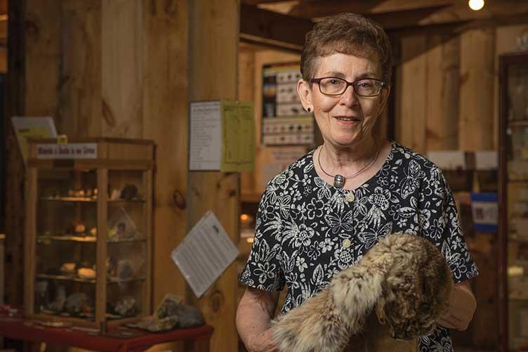 UNH alumna Sandra Martin '62, '68G