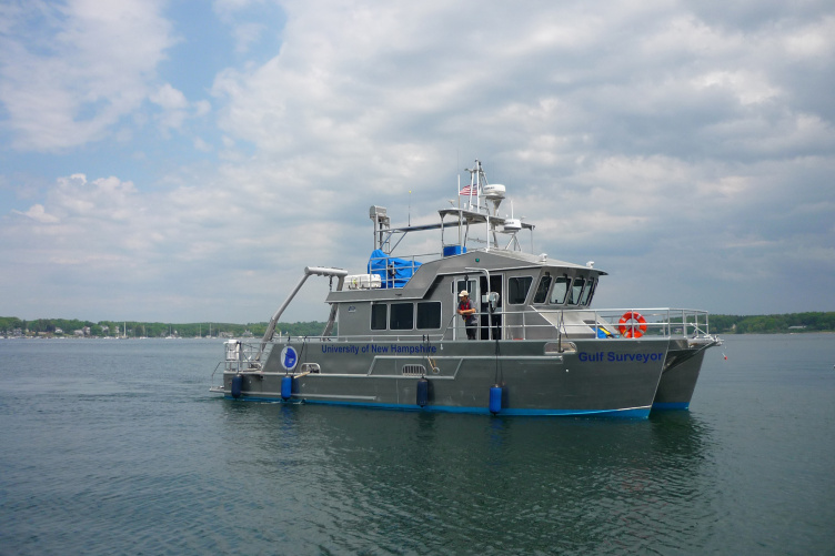 Research Vessel Gulf Surveyor