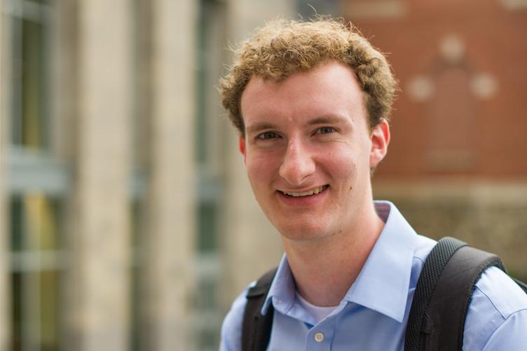 headshot of Andrew Ware