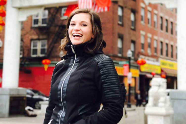 UNH student Emily Carbonara '17