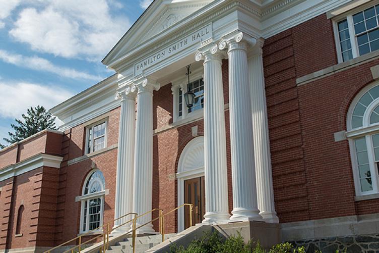 photo of Hamilton Smith Hall