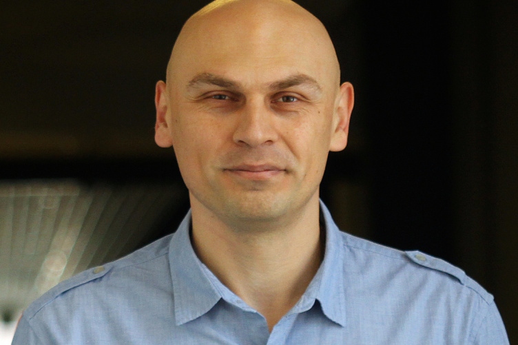 Headshot of mechanical engineering professor Marko Knezevic