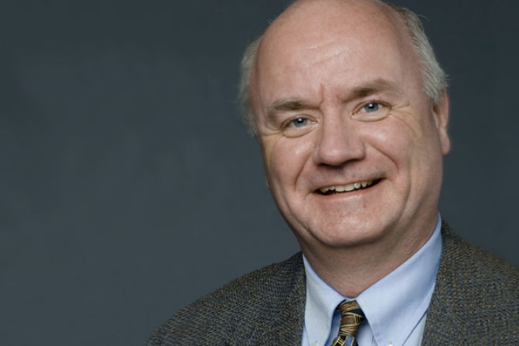 Harlan Spence, professor of physics and director of EOS
