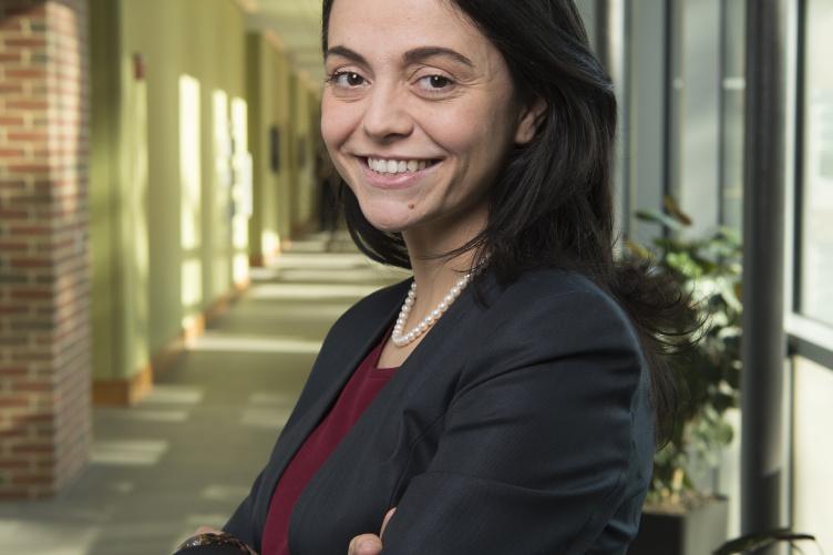 Associate professor of marketing Billur Akdeniz
