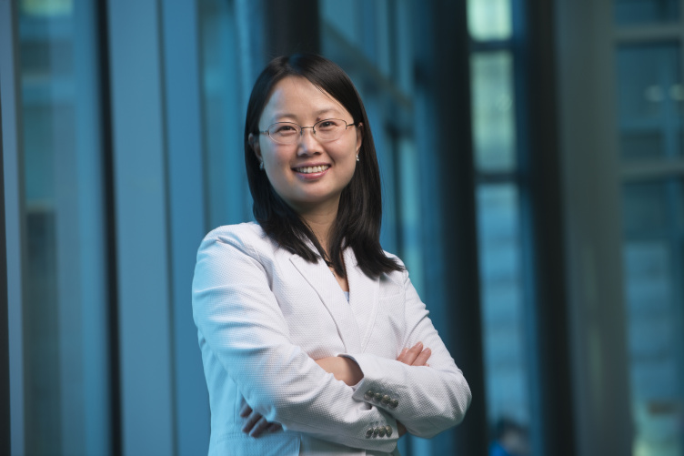 Assistant professor of strategic management Jianhong Chen